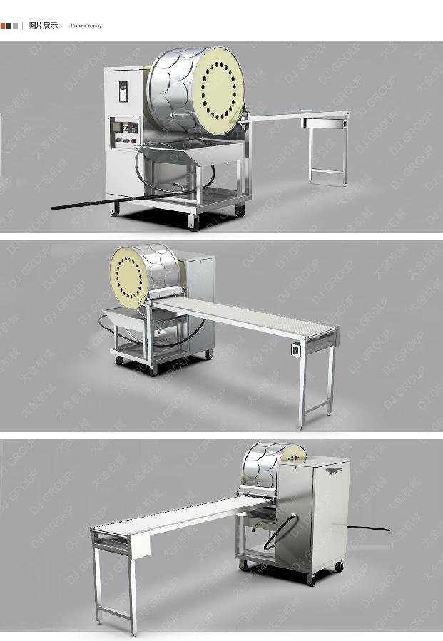 电动烤鸭饼机的更多用途